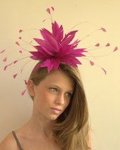 Belgravia Fascinators from Jemma Loveridge