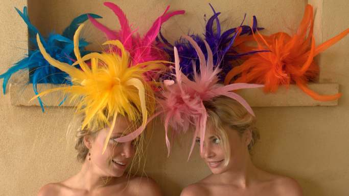 Vivid Fascinators by Jemma Loveridge